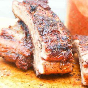 Baby back ribs recipe
