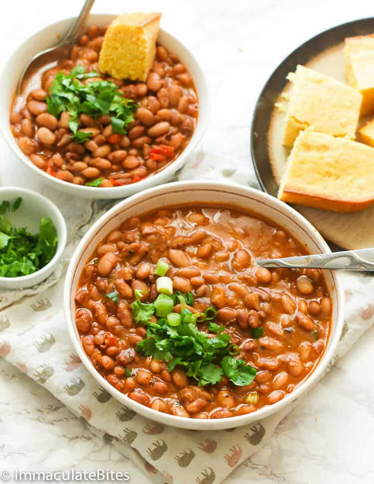 Pinto Beans Recipe - Immaculate Bites