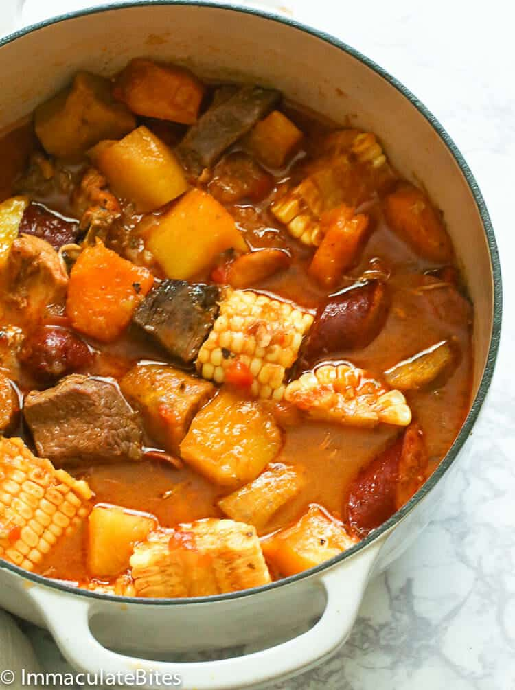 Dive into this decadent Sancocho recipe