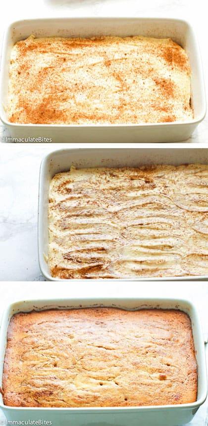 Honey Bun Cake.6