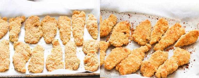 Baked Chicken Tenders.5