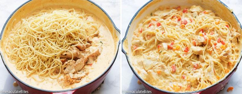 Chicken Spaghetti Recipe.5
