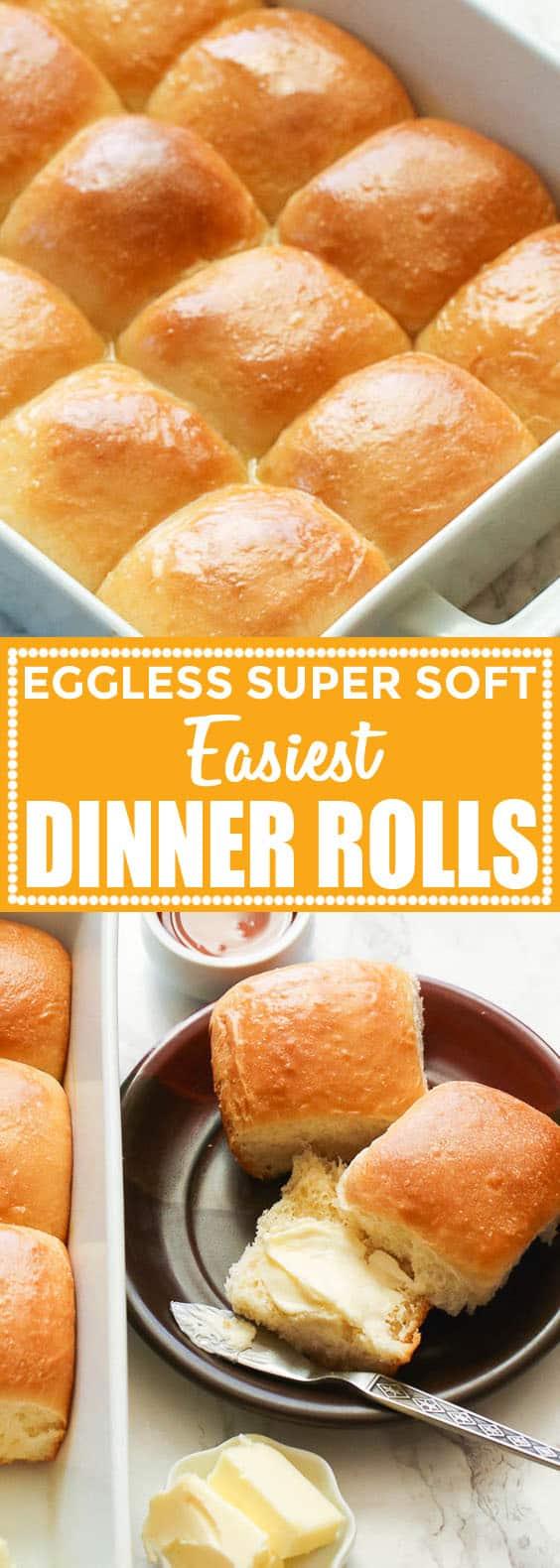Easy Dinner Rolls
