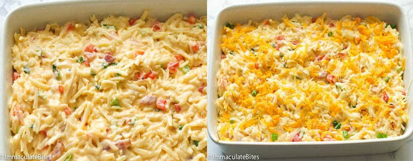 Hashbrown Breakfast Casserole