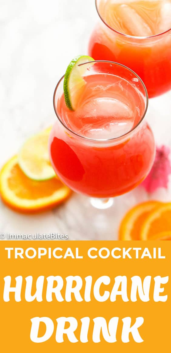 Hurricane Drink