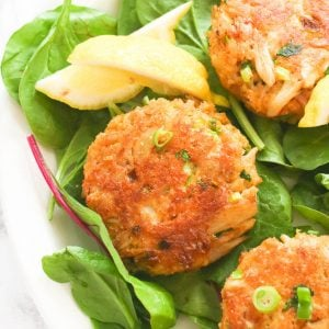 New England Crab Cakes