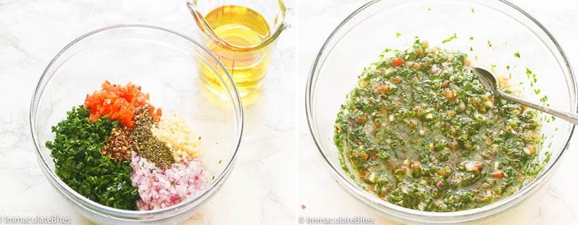 Chimichurri Sauce.2