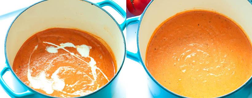 Tomato Bisque. step 4