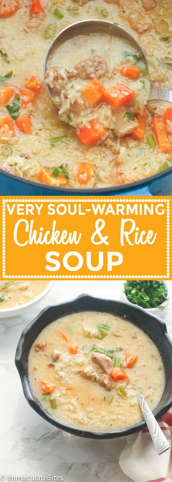 Chicken and Rice Soup