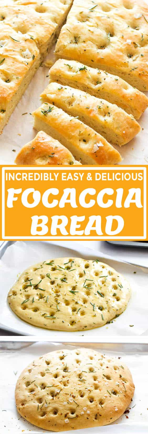 Focaccia Bread Immaculate Bites