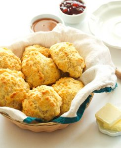 Easy Homemade Drop Biscuits