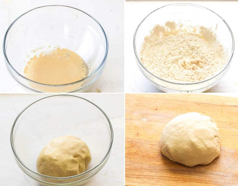 Pizza Roll Dough