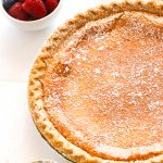 Easy Thanksgiving desserts featuring Chess Pie