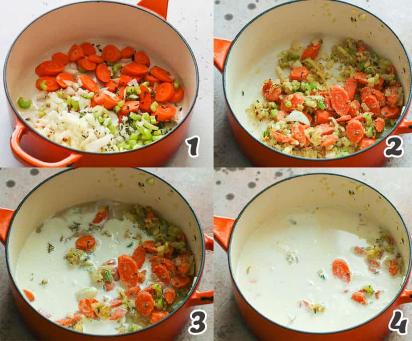 Homemade Cream of Chicken Soup.1