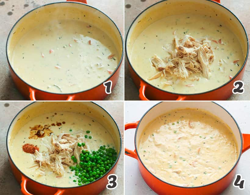 Homemade Cream of Chicken Soup.2