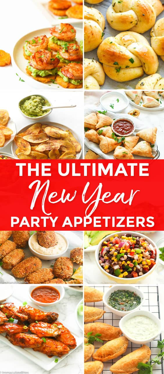New Year Party Appetizers
