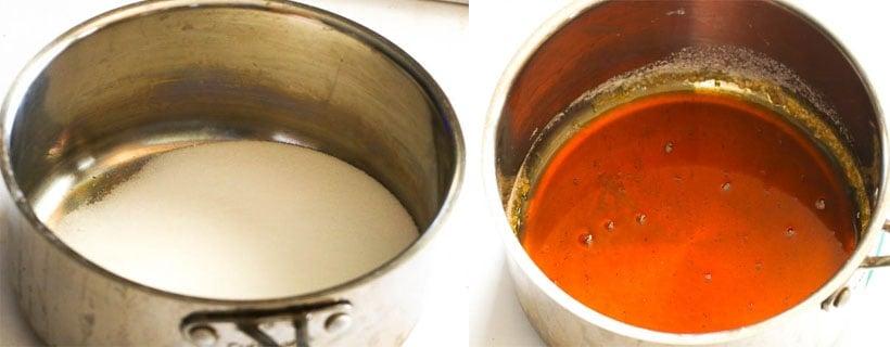 Flan Recipe Caramel Sauce