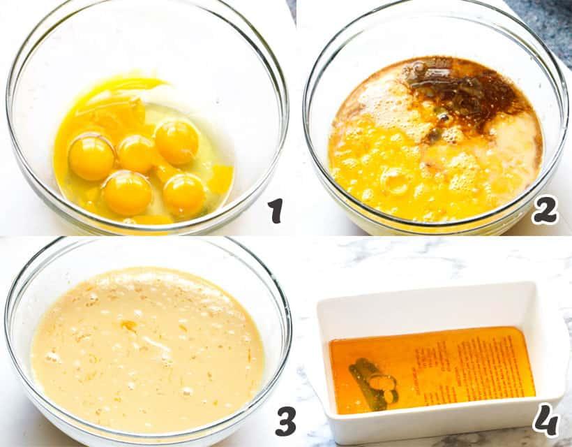Flan Recipe Custard