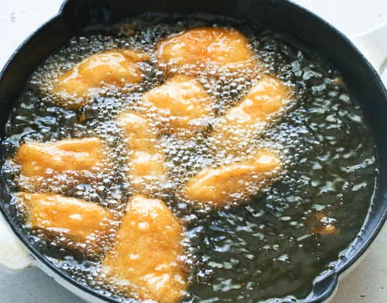 Deep Fried Beer Battered Fish