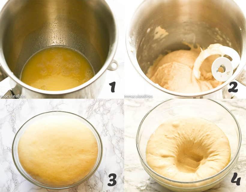 Soft Pretzel Dough