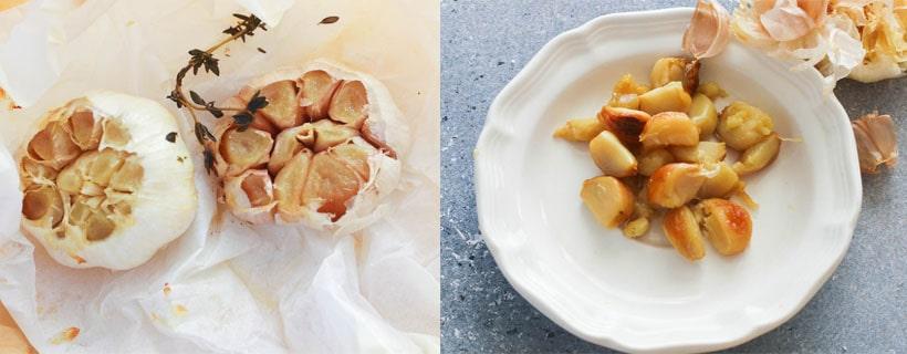How To Roast Garlic. Step 3