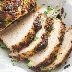 Herb Pork Loin Roast