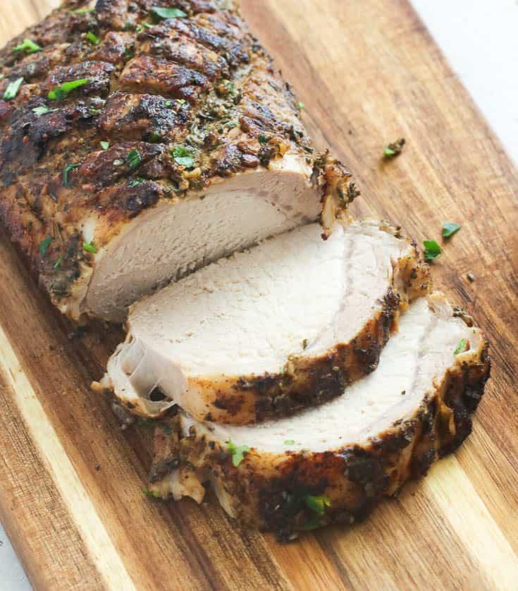 easy easter pork recipes