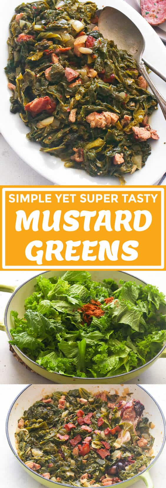 Southern Mustard Greens