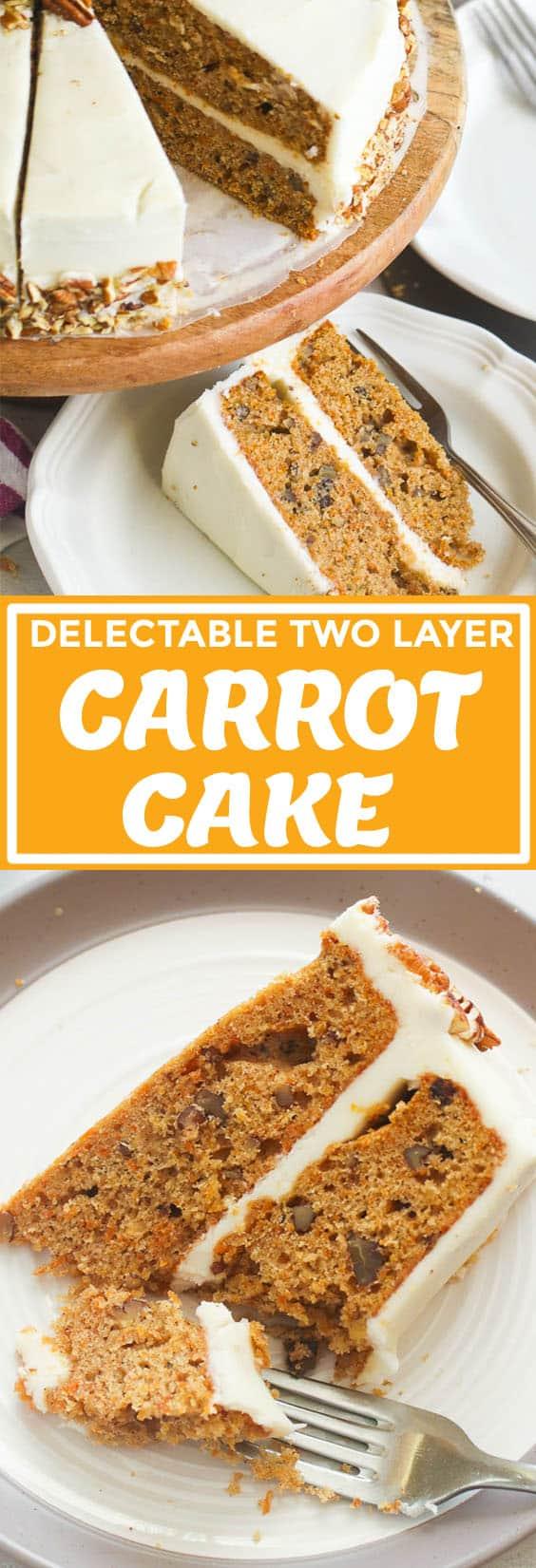 Caarot Cake