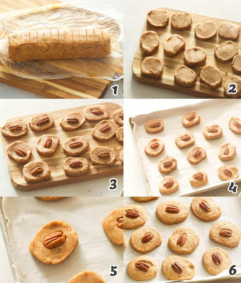 Baking Pecan Sandies