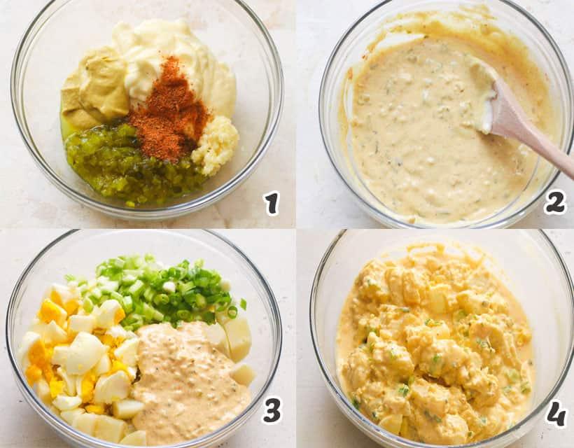 How To Make Southern Potato Salad
