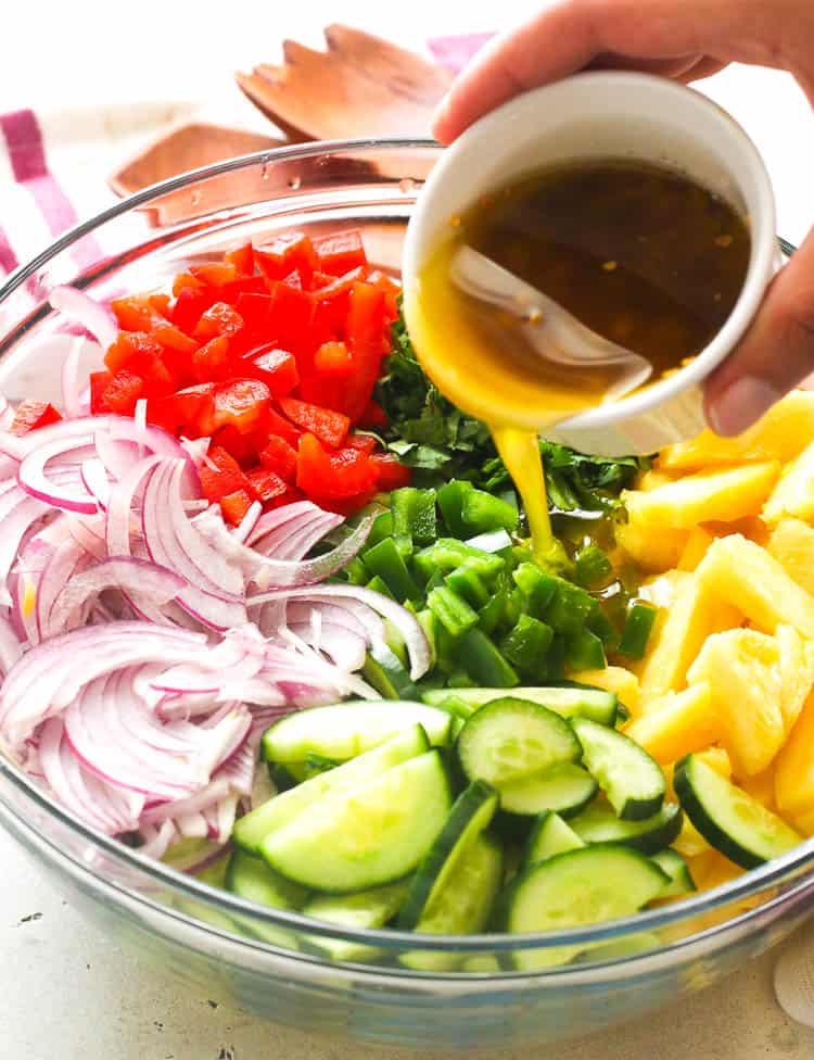 Pineapple Salad Dressing