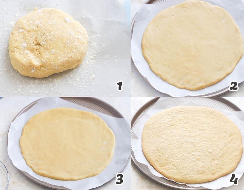 Sugar Cookie Crust