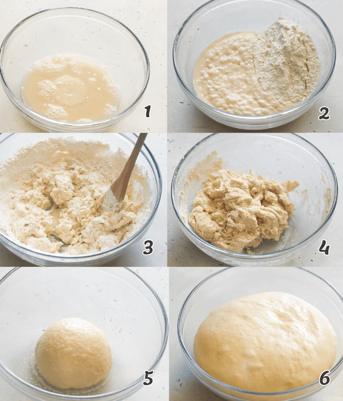 Pita Bread Dough
