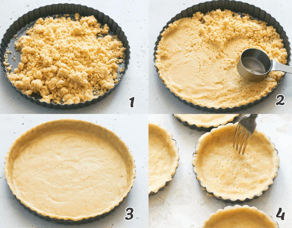 How To Make Tart Crust