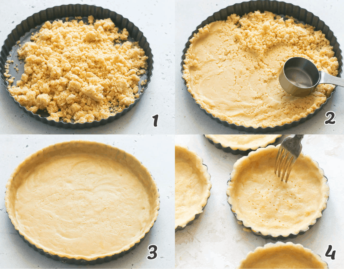 How To Make Tart Crust