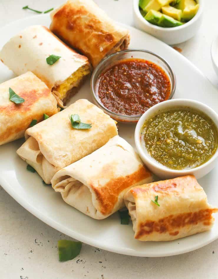 Breakfast Burrito Recipe