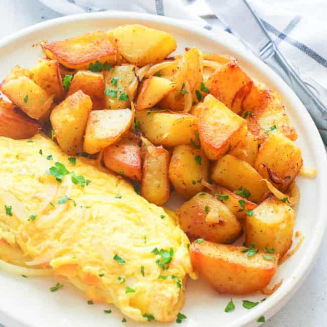 Southern Style Fried Potatoes