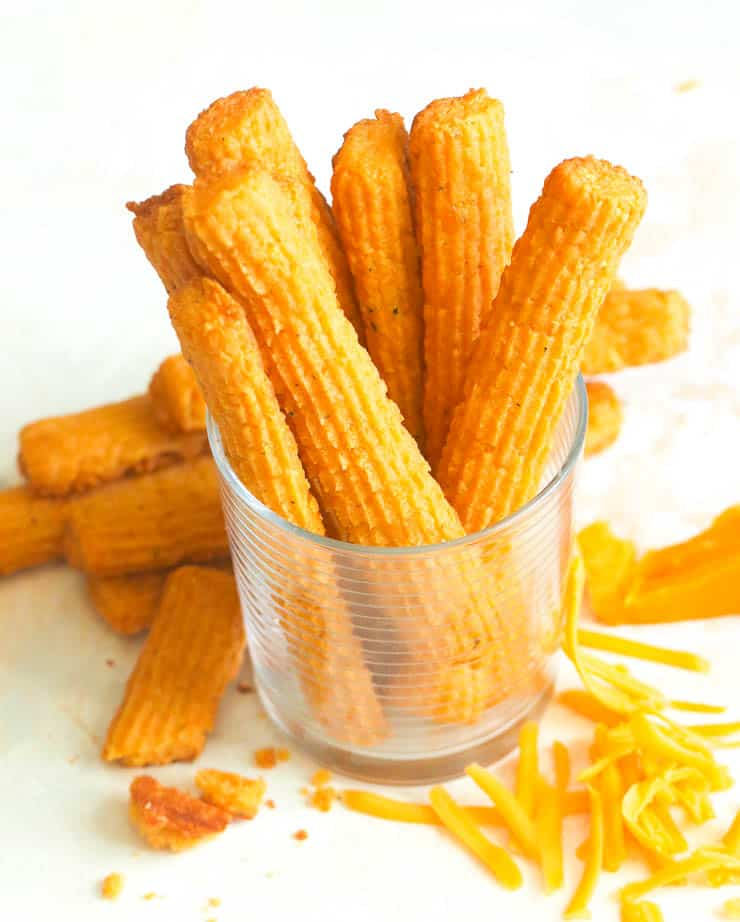 Southern Cheese Straws Immaculate Bites