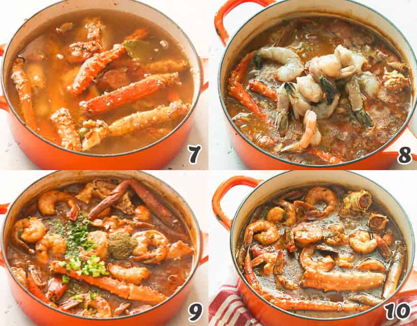How to Make Seafood Gumbo