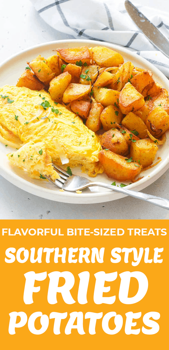 How To Make Southern Fried Potatoes
