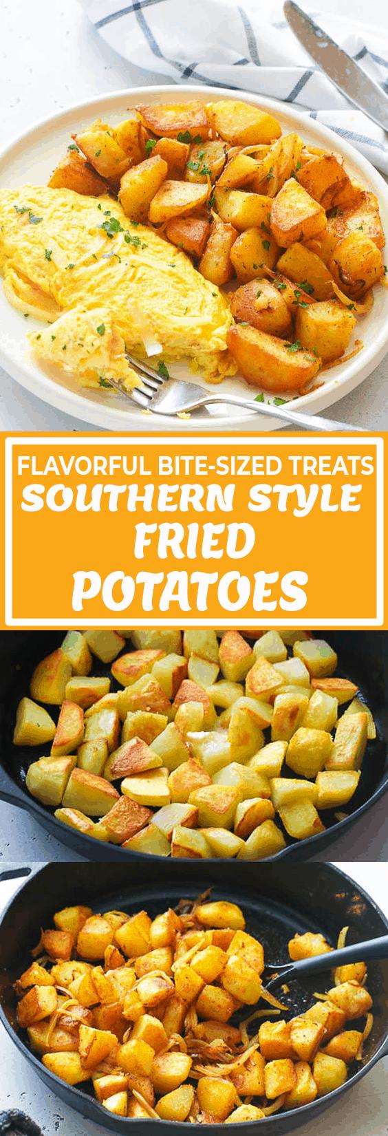 How To Make Southern Fried Potatoes