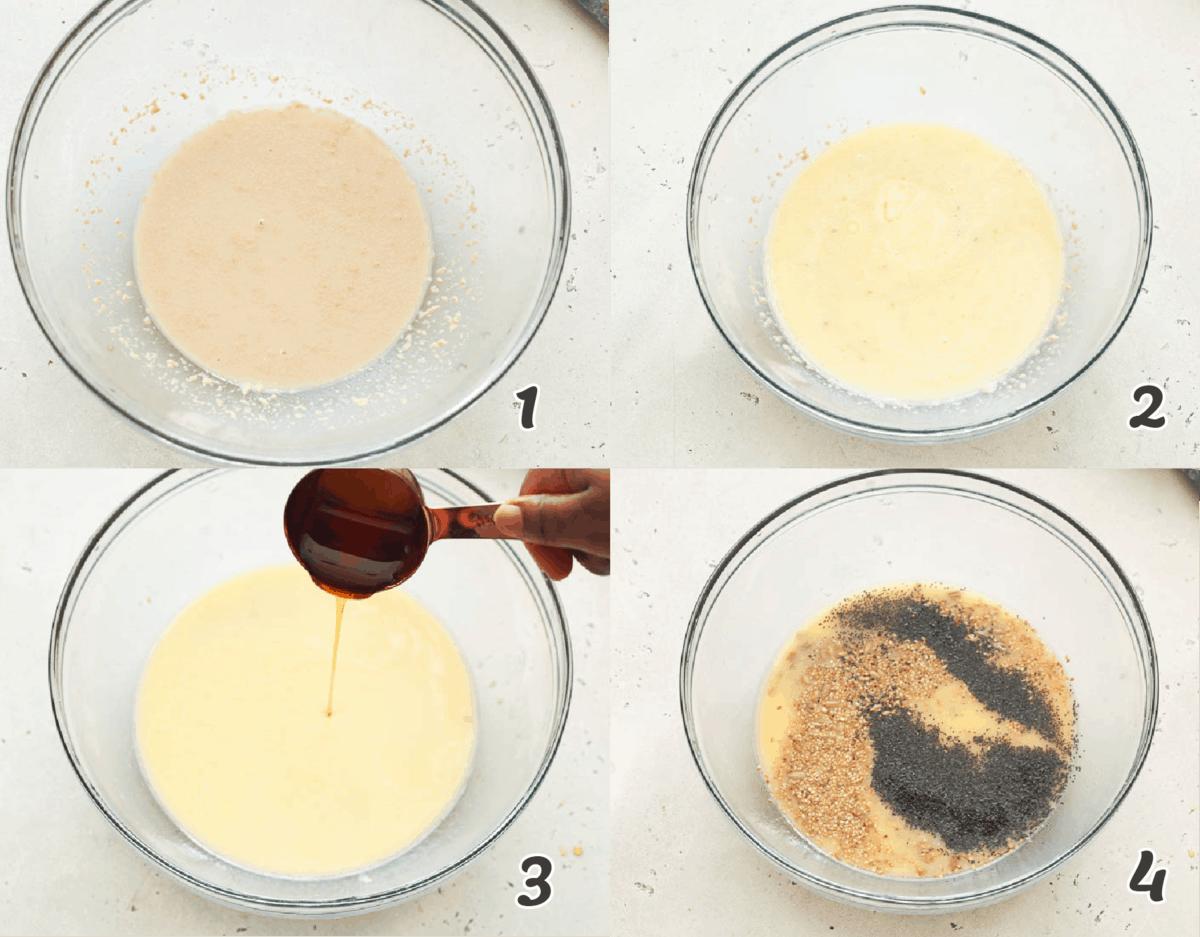 Whole Wheat Process