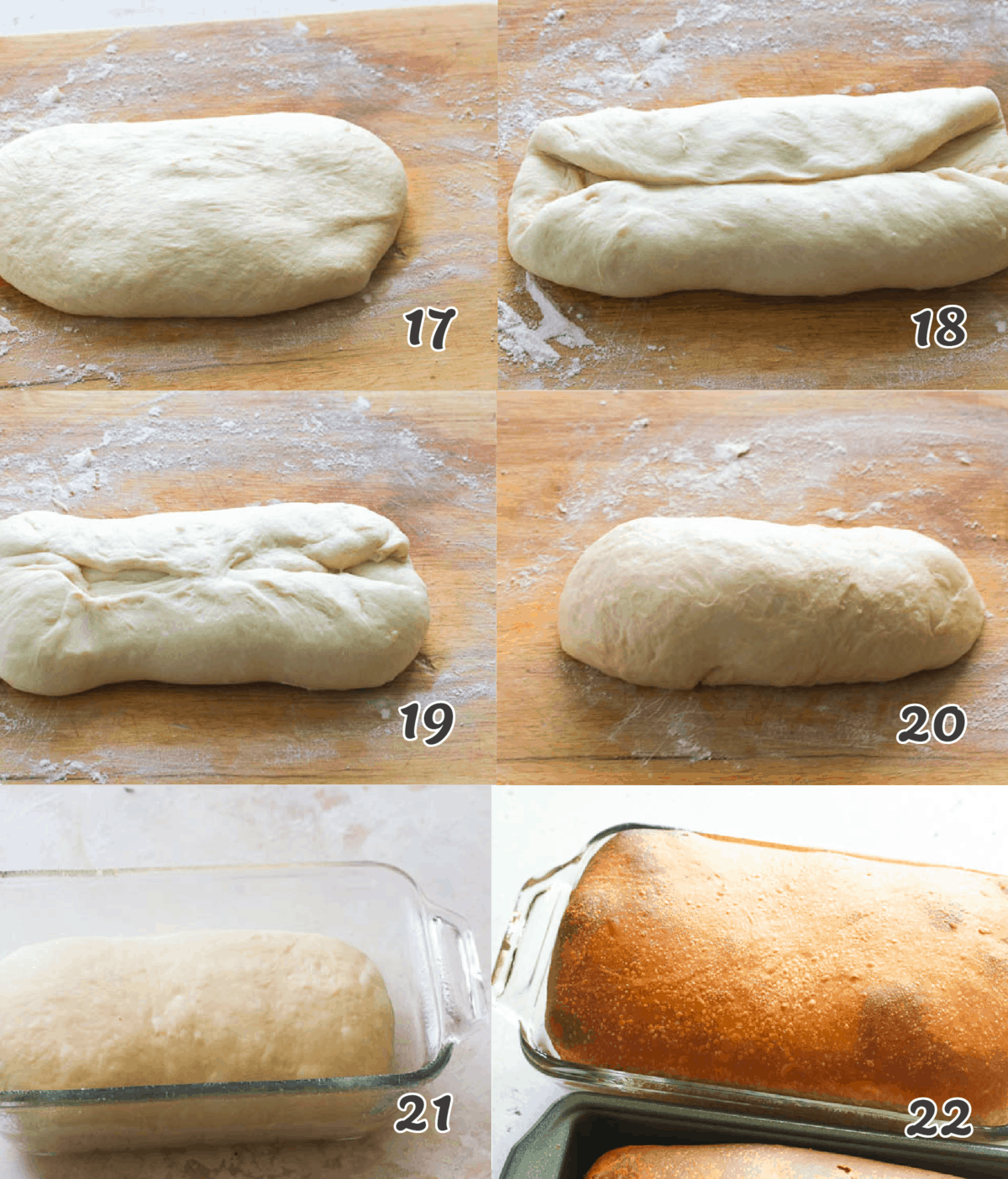 Making Potato Bread
