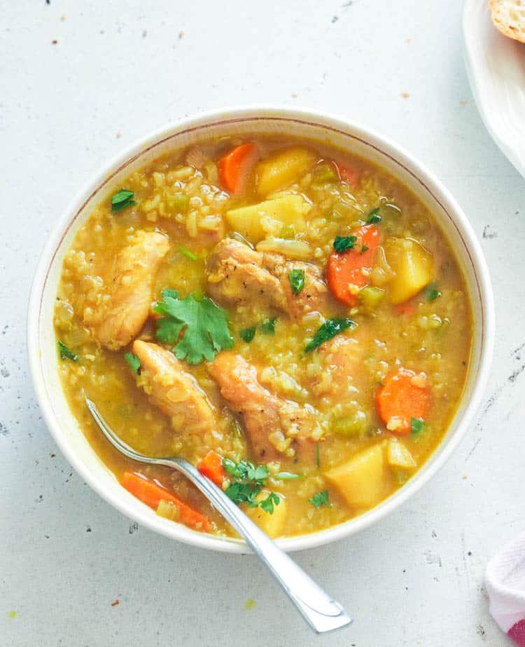 One-pot Mulligatawny Soup