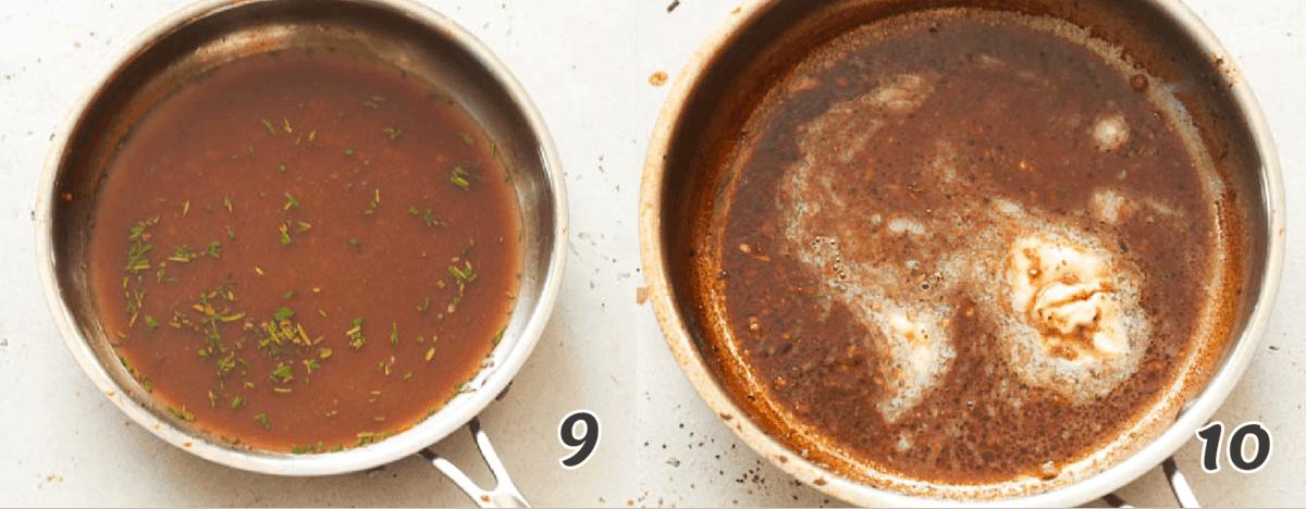 Eye of Round Roast Sauce