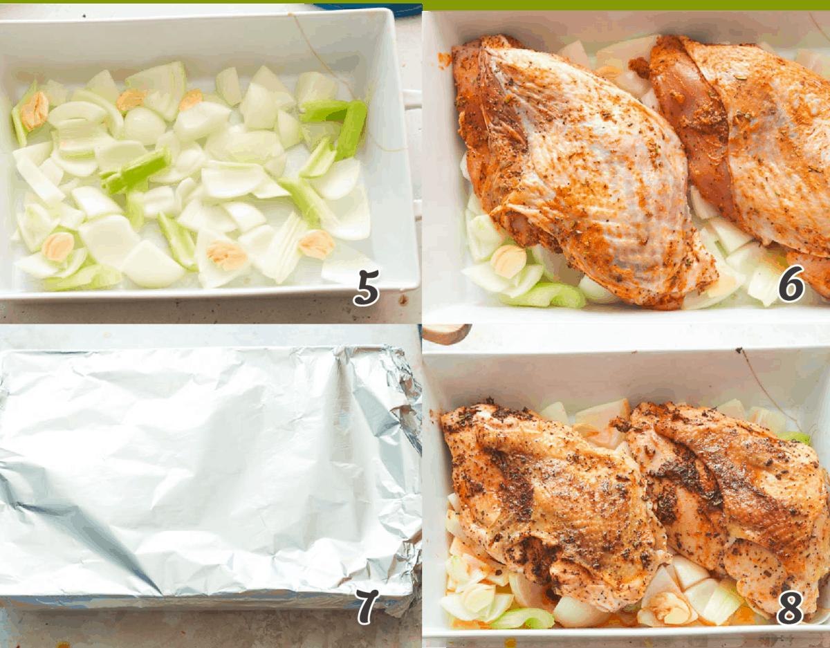 How To Roast Turkey Breast