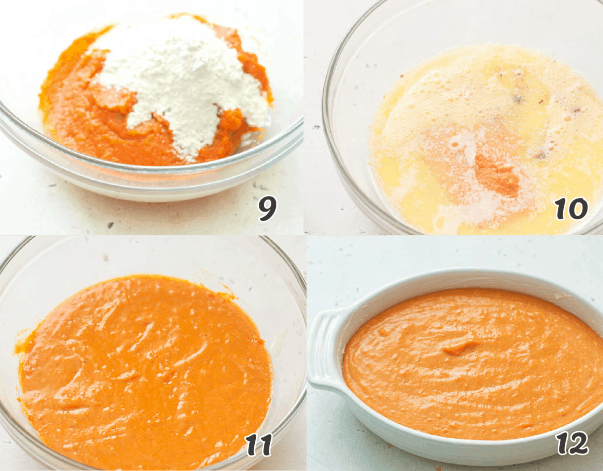 Carrot Souffle how to
