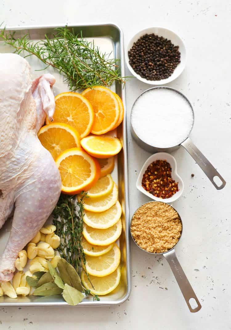 Brine Turkey Spices