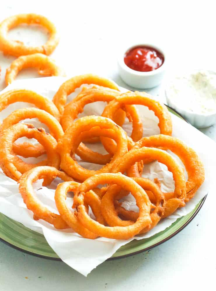 Beer Battered Onion Ring